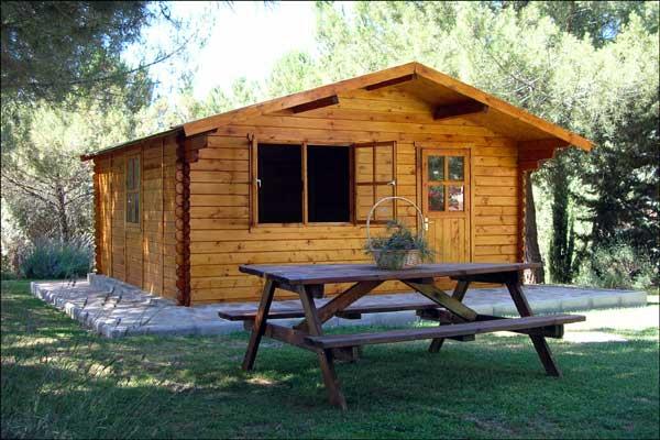 Cabaña para reuniones